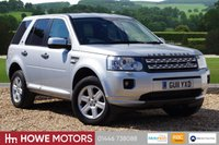 USED 2011 11 LAND ROVER FREELANDER 2.2 SD4 GS 5d AUTO 190 BHP FULL HEATED LEATHER 17