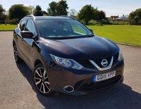 2015 NISSAN QASHQAI 1.2 TEKNA DIG-T XTRONIC 5d AUTO 113 BHP £13995.00
