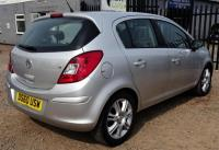 USED 2010 60 VAUXHALL CORSA 1.4 SE 5d 98 BHP AA WARRANTY,  MOT AND SERVICE INCLUDED