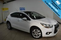 USED 2012 12 CITROEN DS4 1.6 HDI DSIGN 5d 110 BHP