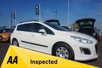USED 2014 14 PEUGEOT 308 1.6 E-HDI SW ACCESS 5d 115 BHP