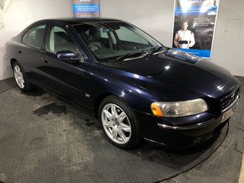 2005 VOLVO S60 2.4 SE D 4D 163 BHP £2995.00