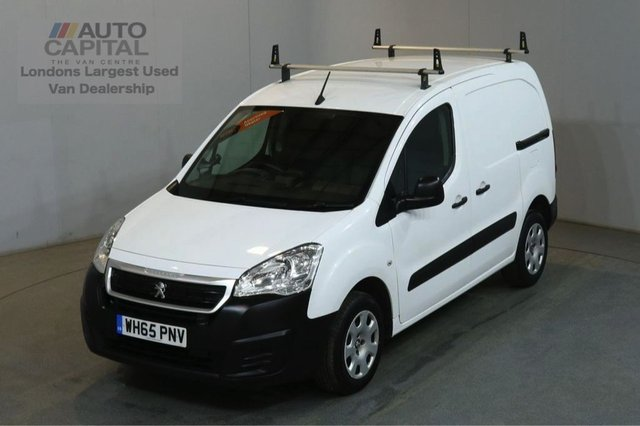 2016 65 PEUGEOT PARTNER 1.6 HDI PROFESSIONAL 625 92 BHP SWB AIR CON AIR CONDITIONING FULL S/H SPARE KEY