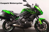 USED 2017 67 KAWASAKI VERSYS 650 KLE 650 FHFA SPECIAL EDITION