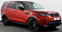 USED 2017 17 LAND ROVER DISCOVERY 3.0 TD6 SE Auto 4X4 5dr Black Pack, Privacy, LED's ++