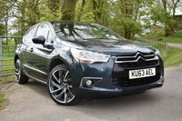 2013 CITROEN DS4 2.0 HDI DSPORT 5d 161 BHP £6995.00