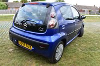 USED 2008 58 CITROEN C1 1.0 RHYTHM 5d 68 BHP