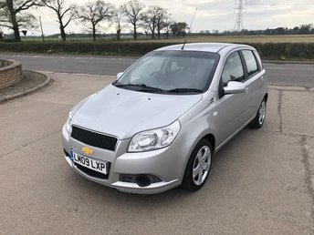 View our CHEVROLET AVEO