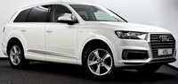 USED 2017 17 AUDI Q7 3.0 TDI e-tron Tiptronic quattro (s/s) 5dr Cost New £70k with £4k Extra's
