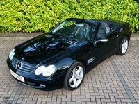 USED 2003 53 MERCEDES-BENZ SL 5.0L // SL500 // AUTO // 302 BHP // Px // swap