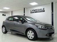 USED 2013 63 RENAULT CLIO 0.9 DYNAMIQUE MEDIANAV ENERGY TCE ECO2 S/S 5d 90 BHP