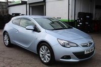 2016 VAUXHALL ASTRA 1.4 GTC SRI 3d AUTO 138 BHP £8500.00