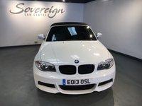 2013 BMW 1 SERIES 2.0 120D M SPORT 2d 175 BHP £9995.00
