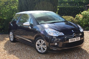 2014 CITROEN DS3 1.2 DSIGN PLUS 3d 82 BHP £5000.00