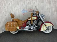 2017 INDIAN CHIEF CHIEF VINTAGE LOW MILEAGE EXAMPLE 1 OWNER 2017 67  £17990.00