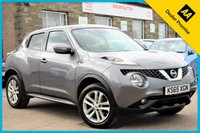 USED 2016 65 NISSAN JUKE 1.5 N-CONNECTA DCI 5d 110 BHP