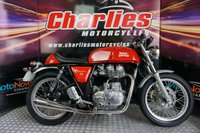 2015 ROYAL ENFIELD CONTINENTAL ROYAL ENFIELD CONTINENTAL GT. Many extras included £3295.00