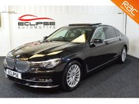 USED 2017 17 BMW 7 SERIES 3.0 730LD EXCLUSIVE 4d AUTO 261 BHP