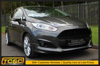 USED 2016 16 FORD FIESTA 1.0 ZETEC S 3d 124 BHP 1 OWNER, FORD HISTORY, ECONOMICAL AND FAST!!!
