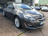 USED 2014 63 VAUXHALL ASTRA 2.0 ELITE CDTI S/S 5d 163 BHP **2 OWNERS**FULL HISTORY**£30 ROAD FUND**