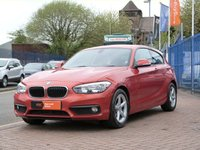 2015 BMW 1 SERIES 1.5 116D ED PLUS 3d £9995.00