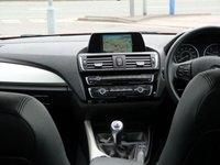 USED 2015 15 BMW 1 SERIES 1.5 116D ED PLUS 3d FULL LEATHER ~ £0 ROAD TAX ~ SAT NAV ~ BLUETOOTH & MEDIA ~ DAB ~ NEW SHAPE ~ CRUISE CONTROL ~ FULL BMW HISTORY