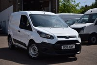 2016 FORD TRANSIT CONNECT 1.5 200 P/V 1d 100 BHP £7999.00