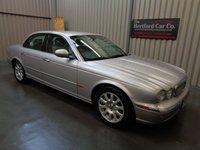 2003 JAGUAR XJ 3.0 V6 4d AUTO 240 BHP £3495.00