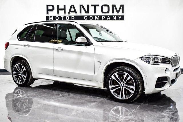 USED 2014 14 BMW X5 3.0 M50D 5d 376 BHP