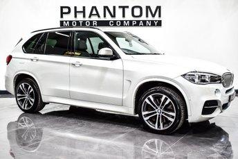 2014 BMW X5 3.0 M50D 5d 376 BHP £32100.00