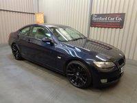 2007 BMW 3 SERIES 2.0 320D SE 2d AUTO 175 BHP £3995.00
