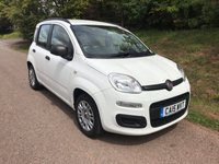 USED 2015 15 FIAT PANDA 1.2 EASY 5d 69 BHP **£30 ROAD FUND**SUPERB CONDITION**1 OWNER**