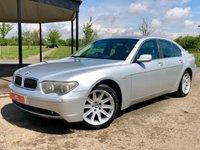 2003 BMW 7 SERIES 745I 4.4 V8 AUTO 329 BHP 4 DR SALOON