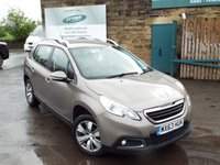 USED 2013 63 PEUGEOT 2008 1.2 ACTIVE 5d 82 BHP One Former Owner Full Service History