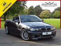 USED 2005 05 BMW 3 SERIES 3.0 330CI SPORT 2d AUTO 228 BHP BE READY FOR SUMMER 2019
