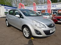 USED 2011 61 VAUXHALL CORSA 1.2 SE 5d 83 BHP 0%  FINANCE AVAILABLE ON THIS CAR PLEASE CALL 01204 393 181