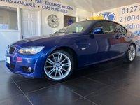 2010 BMW 3 SERIES 2.0 320D M SPORT 2d AUTO 175 BHP £6500.00
