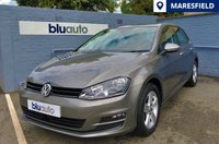 USED 2015 15 VOLKSWAGEN GOLF MATCH 1.4 TSI BLUEMOTION TECHNOLOGY DSG 5d AUTO A Spotless & Well Maintained Example with Full VW Service History, One Previous Owner, Satellite Navigation, Bluetooth with Audio, Front & Rear Parking Sensors and Cruise Control...
