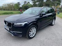 USED 2016 65 VOLVO XC90 2.0 D5 MOMENTUM AWD 5d AUTO 222 BHP PAN ROOF NEW SHAPE 7 SEATS 1 OWNER FSH PAN ROOF SAT NAV LEATHER