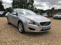 USED 2012 12 VOLVO S60 2.4 D5 SE Lux Geartronic 4dr Sat Nav, Sunroof & Leather