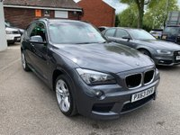 USED 2013 63 BMW X1 2.0 18d M Sport xDrive 5dr FULL BMW SERVICE HISTORY