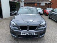 USED 2013 63 BMW X1 2.0 18d M Sport xDrive 5dr FULL BMW SERVICE