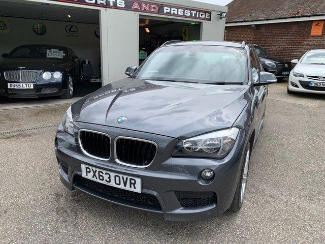 BMW X1 at Euxton Sports and Prestige