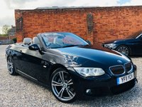 USED 2011 11 BMW 3 SERIES 325I M SPORT AUTO CONVERTIBLE HIGH SPECIFICATION
