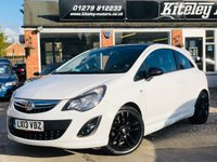 USED 2013 13 VAUXHALL CORSA 1.2 LIMITED EDITION 3 Door