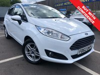 USED 2013 62 FORD FIESTA 1.2 ZETEC 5d 81 BHP LONG MOT TILL JANUARY 2020