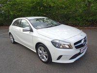 USED 2016 16 MERCEDES-BENZ A CLASS 1.5 A 180 D SPORT EXECUTIVE 5d 107 BHP