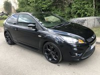 USED 2010 FORD FOCUS 2.5 ST-3 3d 223 BHP
