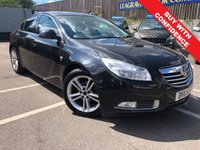 USED 2011 11 VAUXHALL INSIGNIA 1.8 SRI NAV 5d 138 BHP GREAT FAMILY CAR WITH SAT NAV