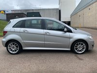 USED 2009 09 MERCEDES-BENZ B CLASS 2.0 B180 CDI SPORT 5d AUTO 109 BHP FULL YEAR MOT *  PARKING AID *   HALF LEATHER *  1 PREVIOUS KEEPER * SERVICE RECORD *